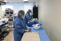 Surgical Tech Hands-on