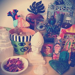 An Altar to the Heart of All The things