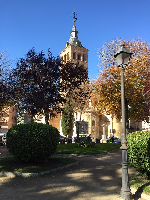 Iglesia de San Andres, Segovia
