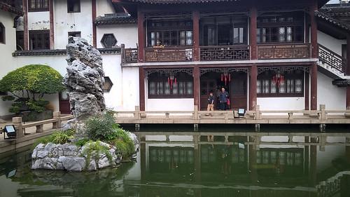 21 a - Shanghai Tempio Confucio