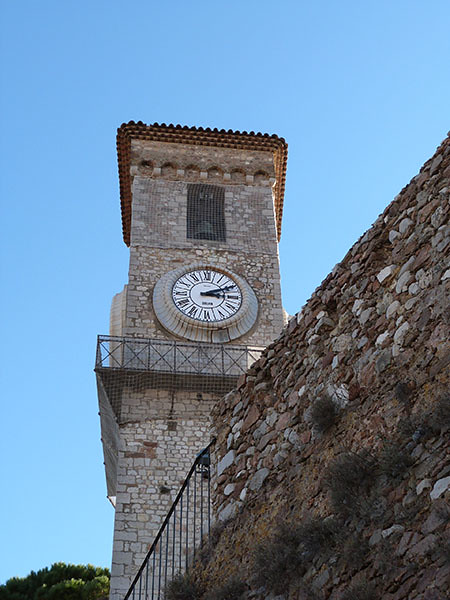 horloge du suquet