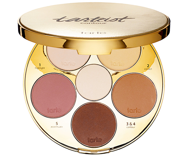 Tartiest Contour Palette Review and Swatvhes