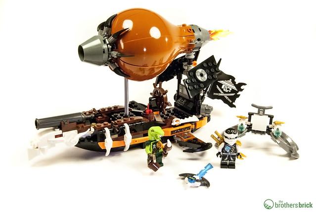 mon fils ayant t trs sage on lui a pris un set ninjago nouvelle saison qui lair bien chouette - Lego Ninjago Nouvelle Saison
