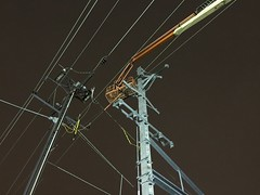 FHA02 - Gang Installed New Sectionalizing Switch F-11E on Pole B-913 (12-13-2015)
