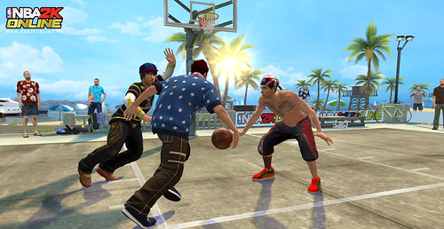 NBA2K Online - OBT PR Image - 4