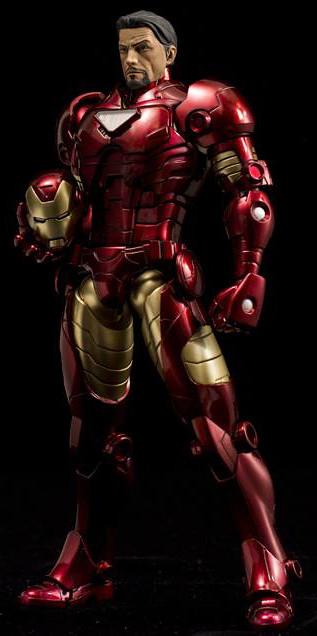 TOY SOUL 2015 會場限定!Armorize 鋼鐵人 金屬配色版
