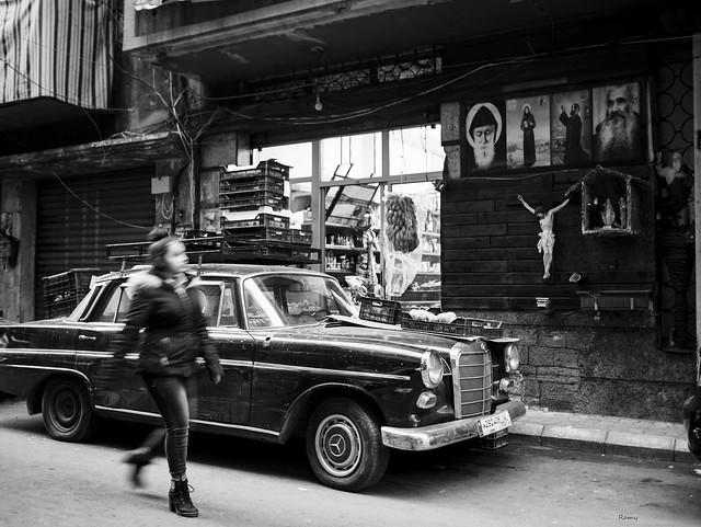Dawra neighbourhood  (Beirut - Lebanon)