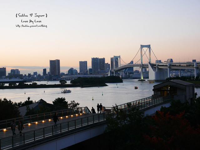台場一日遊台場海濱公園夜景百貨公司必看 (27)