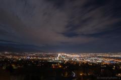 Cloud Cover - Salt Lake City, USA