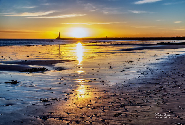Roker Beach Sunrise