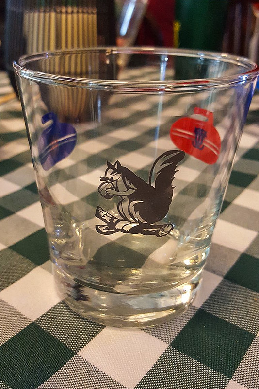 Worcester Cup glass