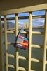 Lovelocks on Clemente Bridge in Pittsburgh
