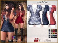 FurtaCor - Alice Romper
