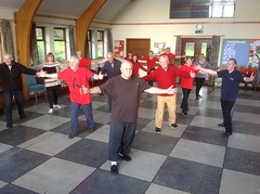 Shenstone tai chi group