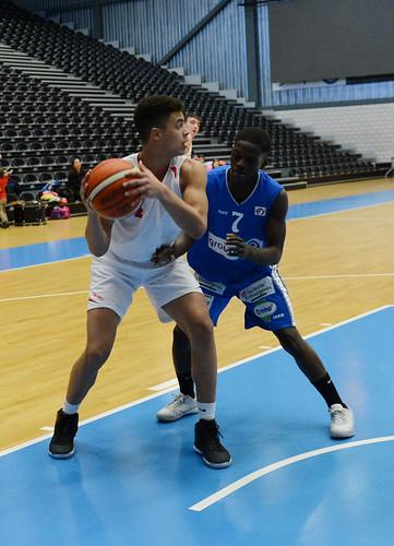 Grande Finale Fribourg Académie U16m -  Swiss Central Basket 22
