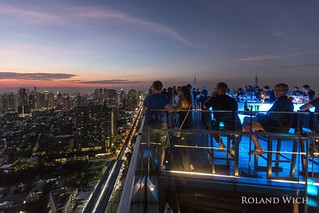 Bangkok - Octave Rooftop Bar