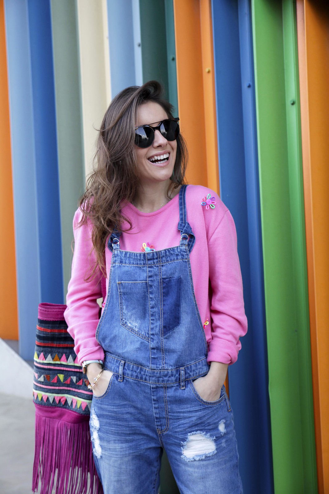 OVERALL OUTFIT FOR SPRING overall pimkie noholita sincerlyjules theguestgirl