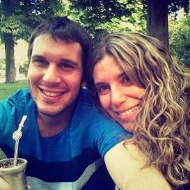 Flor y Juan Ruta del Mate (1)
