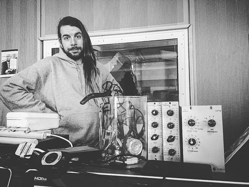#wildtides #sbohemasatecek #mix #producerslife Kuba's distant smile of melancholic happiness with a touch of sarcasm.