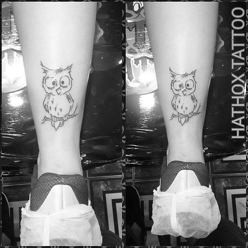 Corujinha    Obrigado a todos que acompanha meu trabalho 🎨👊💀  HATHOX TATTOO Agende sua Tattoo pelo Whatsapp: 11 99137-1886  #owl #owls #coruja #owltattoo #illustration #drawing #draw #sketch #hathox #tattoo #tatuagem #tattooists #tattoos #