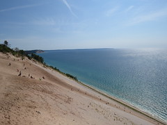 Sleeping Bear Dunes/ 8-12-2015