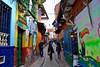 """La Candelaria - """"Chorro de Quevedo"""" street by Kamian"""