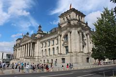27. Juli 2015 - 15:35 - Reichstag Berlin