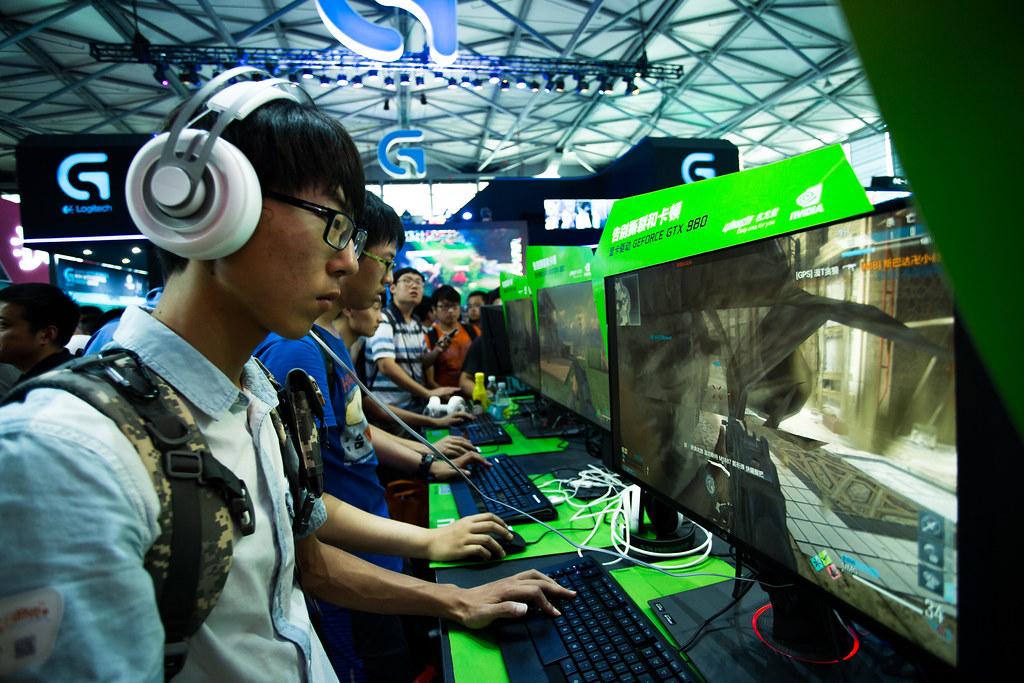 NVIDIA at ChinaJoy 2015
