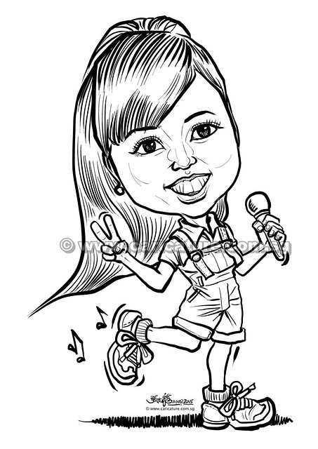 颜黎明 digital caricature for Mediacorp TV Singapore Pte Ltd (watermarked)