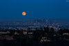 Los Angeles Supermoon