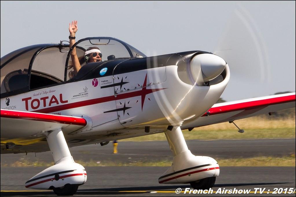 CAP10 MBK F-PXKE, Dorine Handivoltige, Dorine Bourneton , Voltige ,Cap 10 Dorine Bourneton , WAC 2015 Chateauroux, 28th FAI World Aerobatic Championships Châteauroux 2015 , Championnats du Monde de Voltige Aerienne 2015, Meeting Aerien 2015