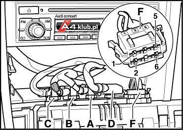 70944 - Instalacja przełącznika deaktywacji poduszki pasażera AIR BAG OFF - 13