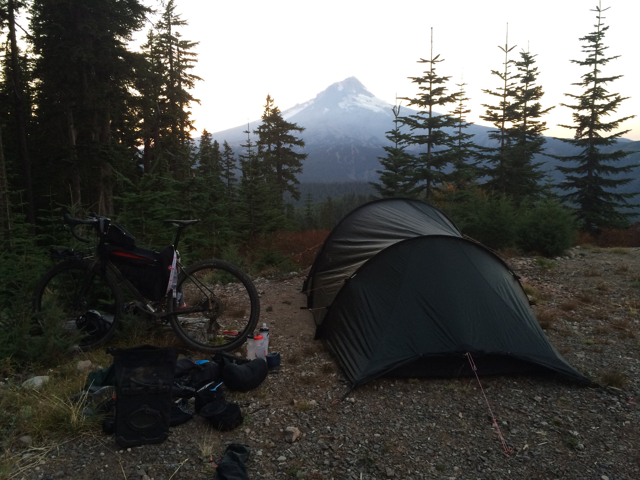 Gunsight Ridge - Oregon Bikepacking