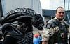 The Alien and the Marine (DSC_5553) by AngusInShetland
