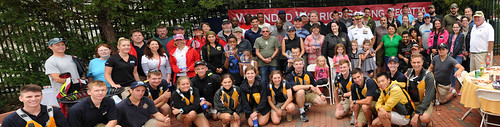 Wounded Warrior Regatta