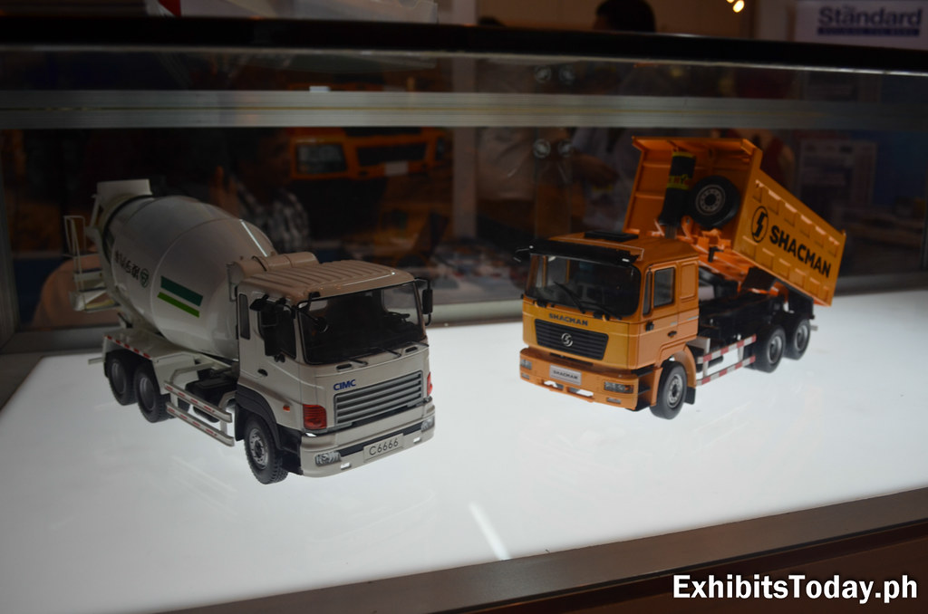 Shacman Construction Truck Toys