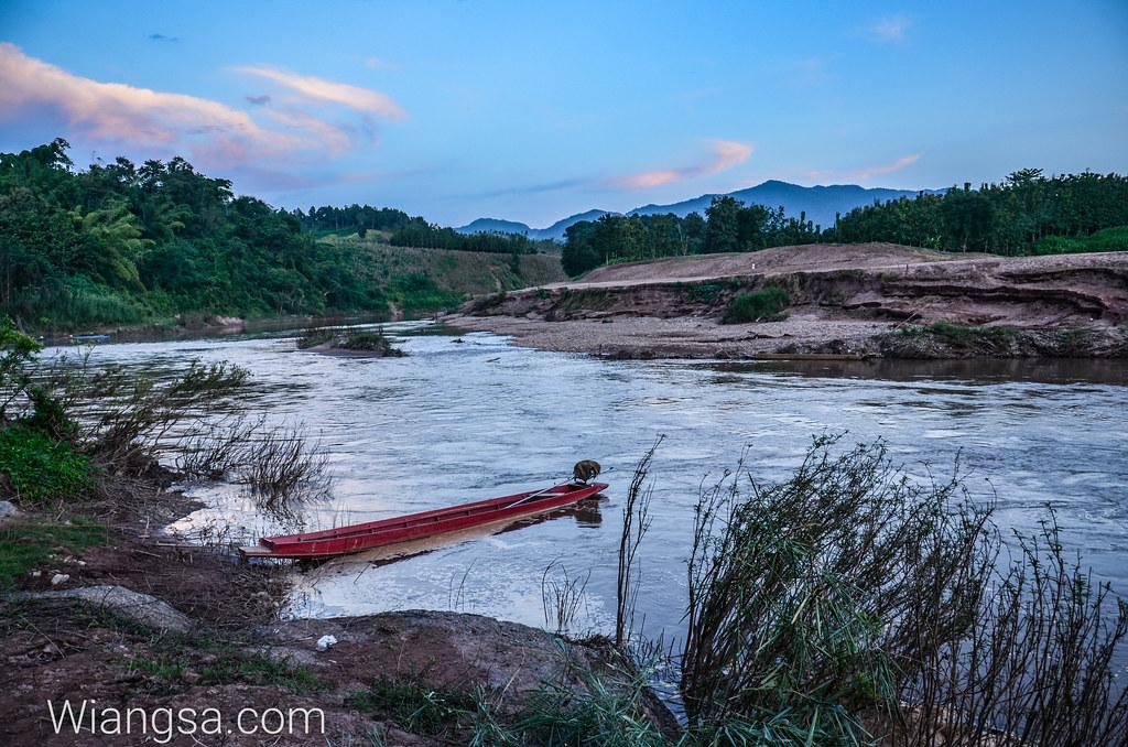 แม่น้ำว้า อำเภอเวียงสา จังหวัดน่าน