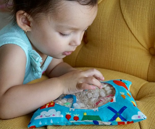 I Spy Sensory Toy Tutorial
