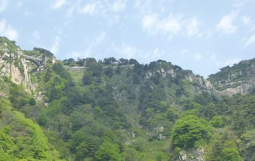 CH-Mont Taishan-téléphérique (4)