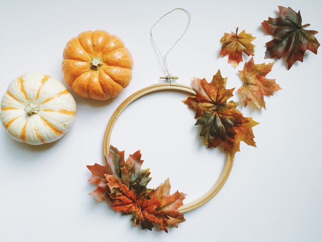 easy minimalist fall wreath7