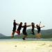 Small photo of Yanjo, Bukrie, Dodi, Thiara, Jeje