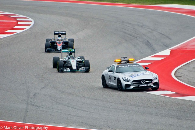 2015 US F1 Grand Prix - Austin, Texas