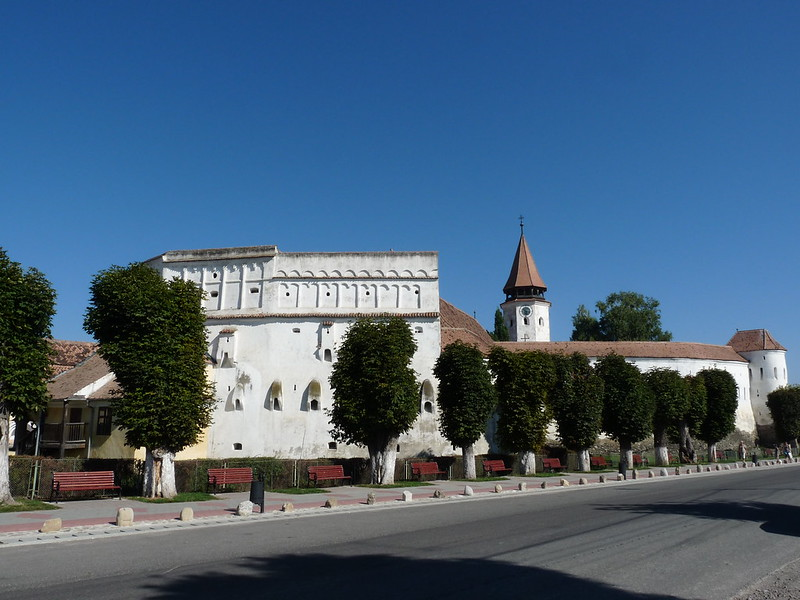 Roumanie : l'héritage saxon