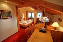 Doppelzimmer Nr. 16 Pension Gatterhof in Riezlern