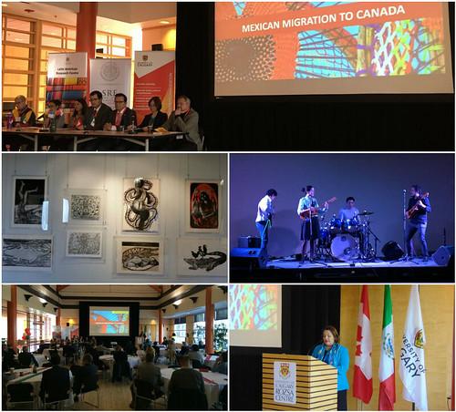 Se inaugura en Calgary el evento Mexico Days Crossing Borders Crossing Cultures