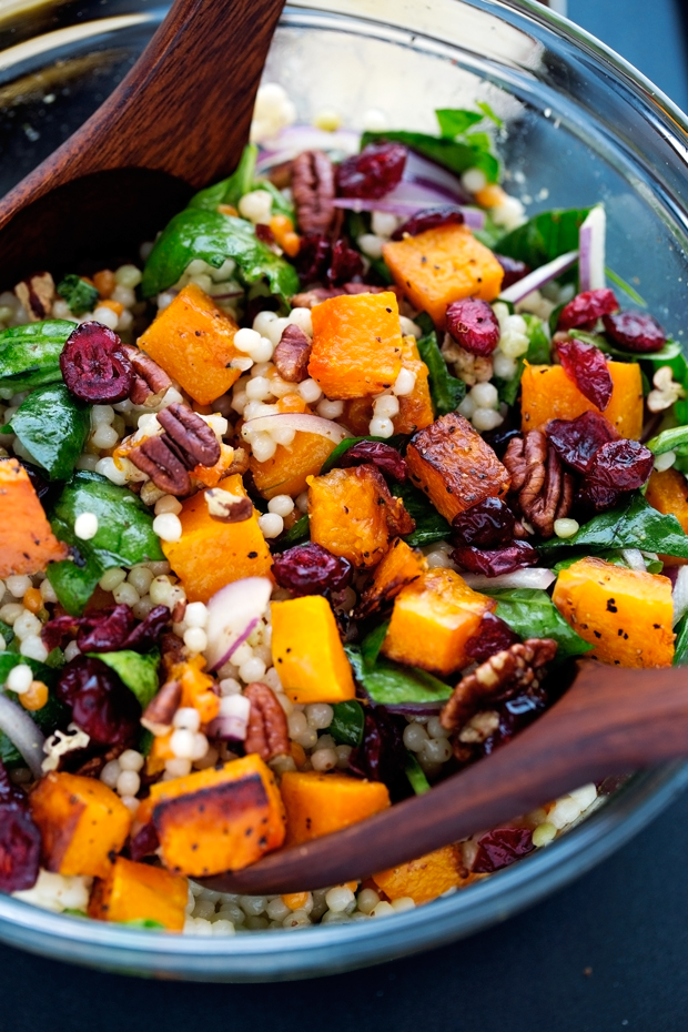 Butternut Squash Recipes | Hearty Healthy Salad Recipes To Fill The Void