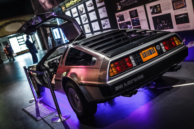 "20151021_29_【""Back to the Future"" DeLorean DMC 12】08"