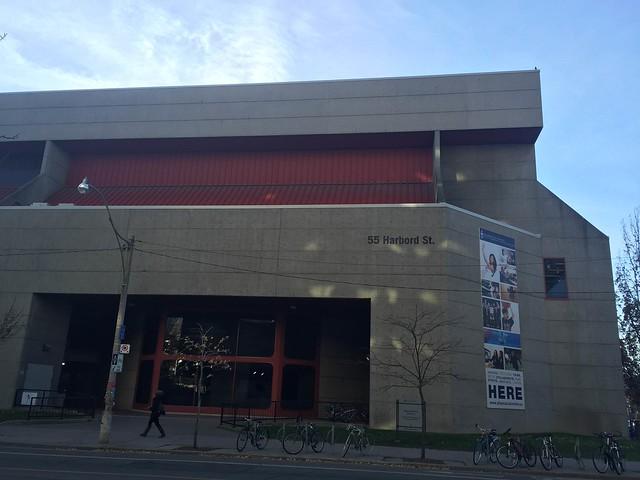 U of T Athletic Centre