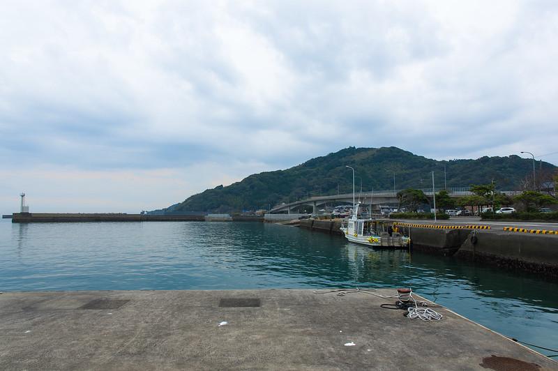 Amakusa Harbor