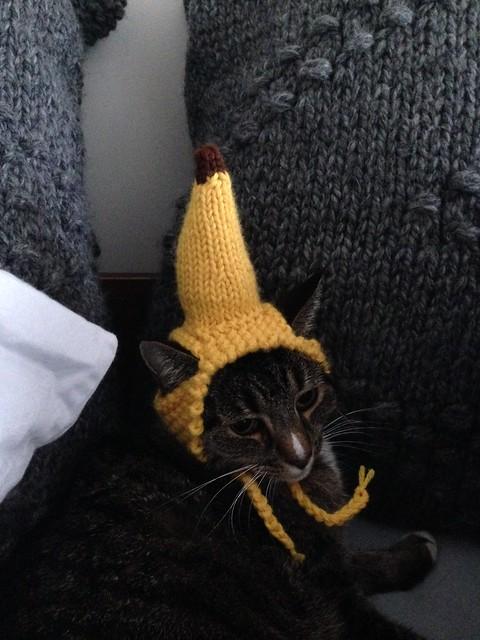Santana's Banana hat
